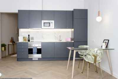 Complex of renovated apartments in prime area of Barcelona